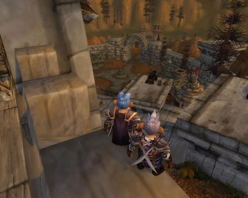 Pérégrinations de deux gnomes en Azeroth (TOME 1) - Page 2 11665710