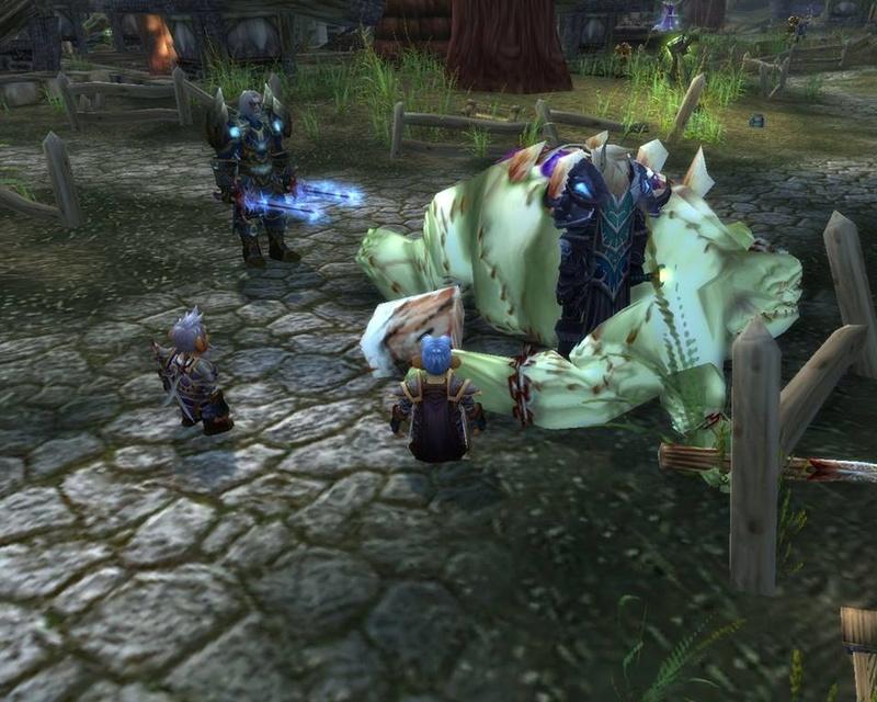 Pérégrinations de deux gnomes en Azeroth (TOME 1) - Page 2 11666310
