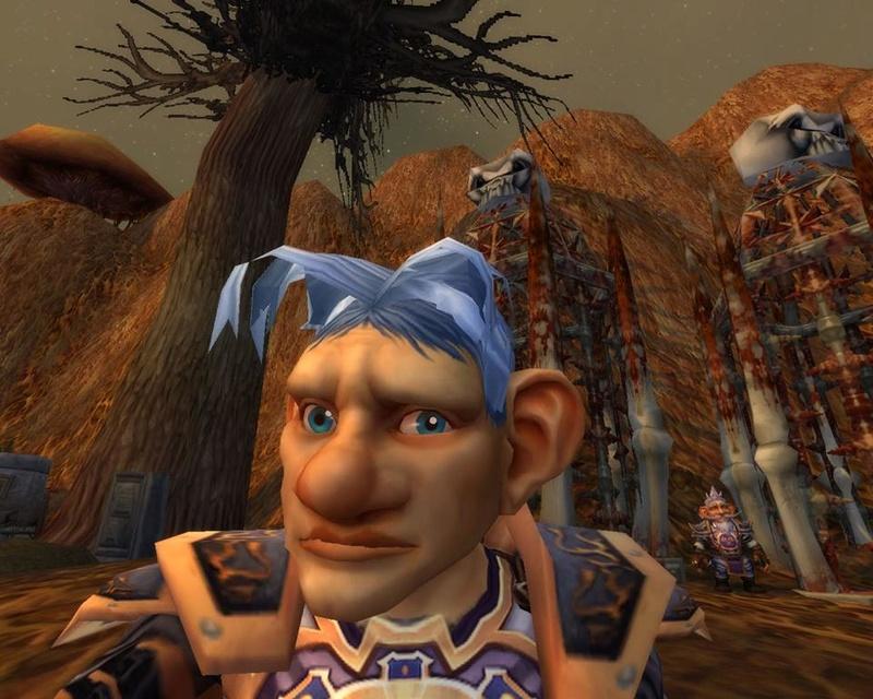 Pérégrinations de deux gnomes en Azeroth (TOME 1) - Page 2 11709610