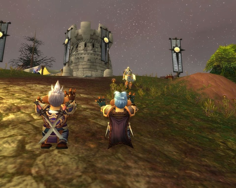 Pérégrinations de deux gnomes en Azeroth (TOME 1) - Page 2 11796310