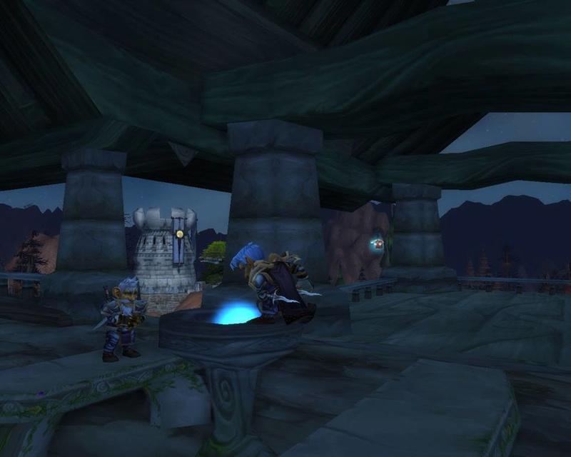 Pérégrinations de deux gnomes en Azeroth (TOME 1) - Page 2 11811510