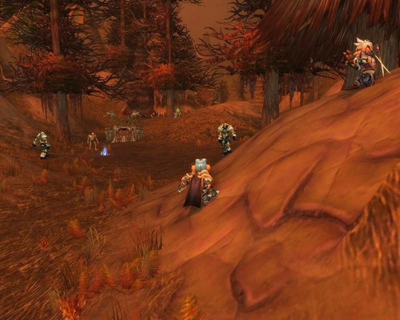 Pérégrinations de deux gnomes en Azeroth (TOME 1) - Page 2 11822510