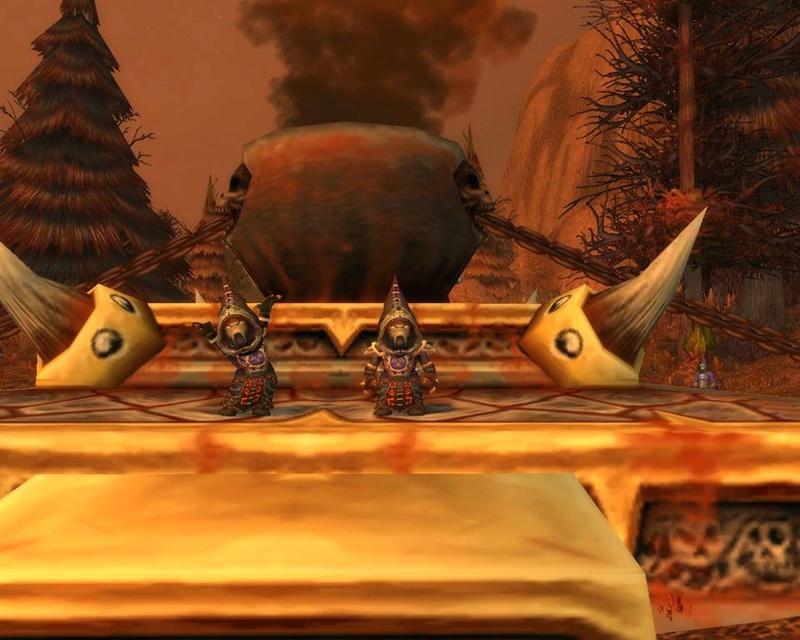 Pérégrinations de deux gnomes en Azeroth (TOME 1) - Page 2 11831710