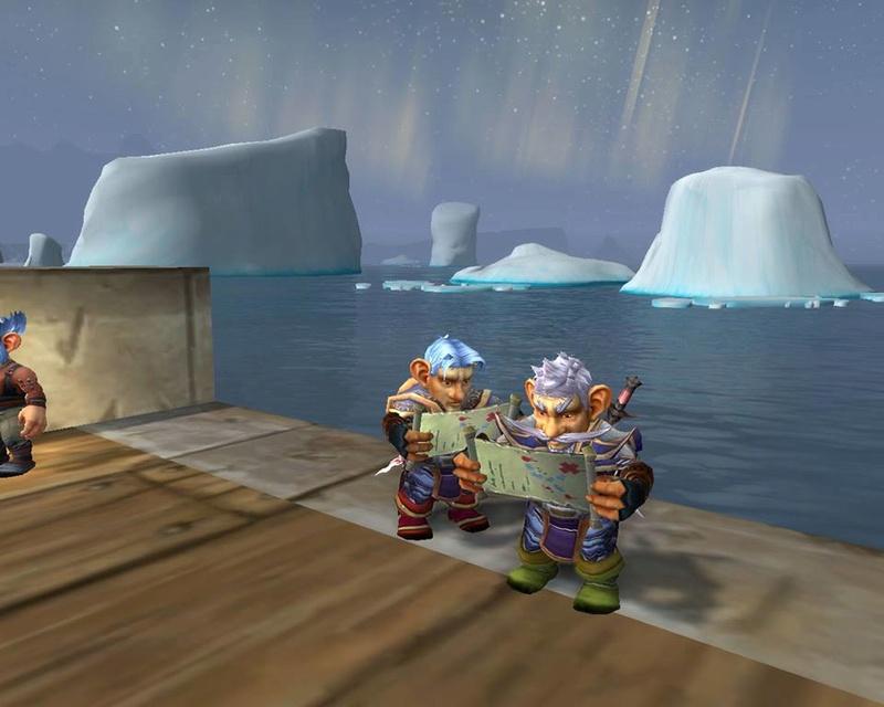 Pérégrinations de deux gnomes en Azeroth (TOME 1) - Page 2 15137010