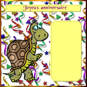 Les tortues. - Page 2 Anniv110