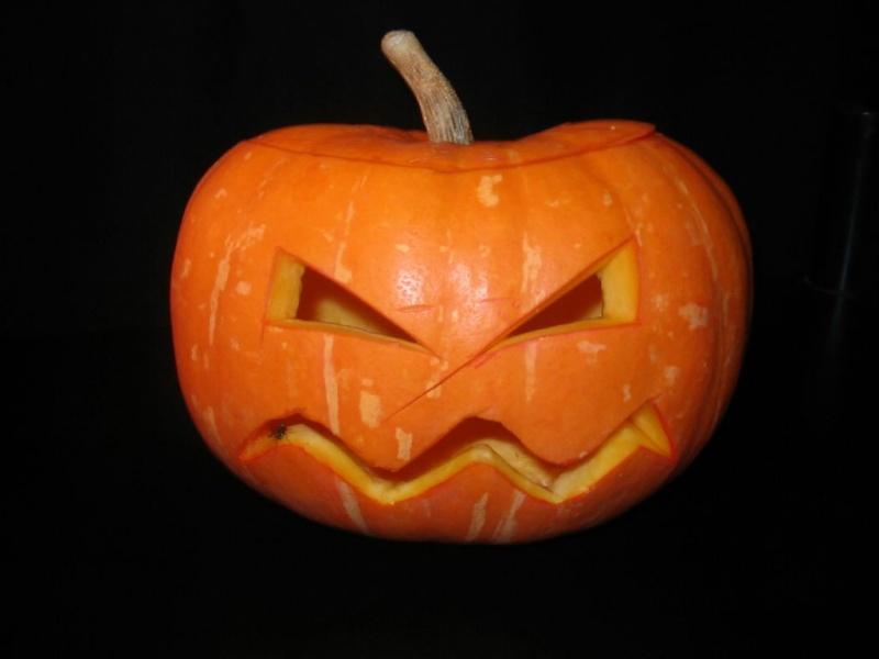 Tous ce qui est en rapport avec halloween, sauf les sorcière Hallow10