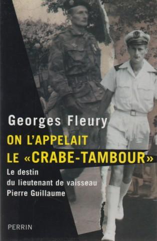 """ON L'APPELAIT LE """"CRABE-TAMBOUR"""" ou le destin du lieutenant de vaisseau Pierre Guillaume Numyri10"""
