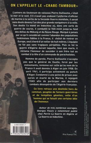 """ON L'APPELAIT LE """"CRABE-TAMBOUR"""" ou le destin du lieutenant de vaisseau Pierre Guillaume Numyri11"""