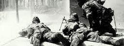 DEGAGEMENT DE BIZERTE: combats de rues impressionnants - 1961