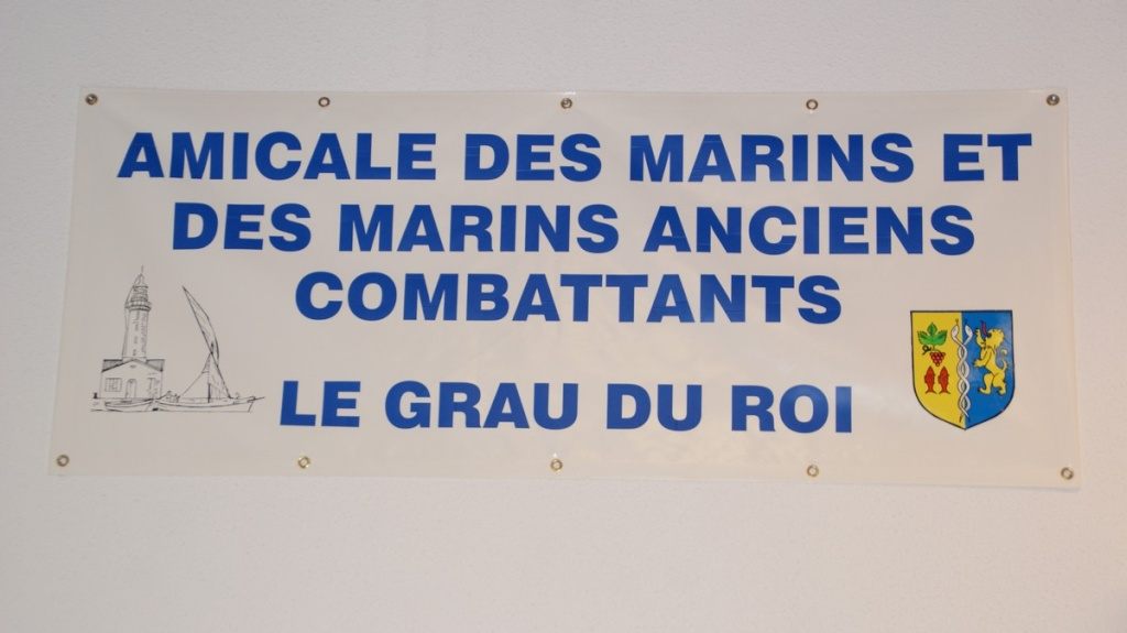 [ Associations anciens Marins ] AMMAC du GRAU DU ROI Dsc06531