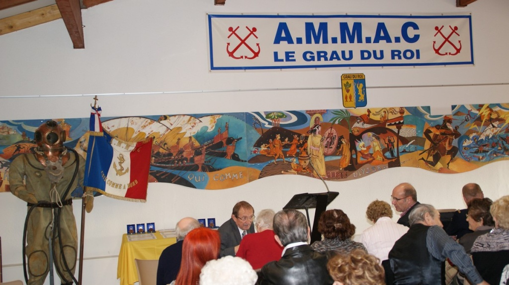 [ Associations anciens Marins ] AMMAC du GRAU DU ROI Dsc06532