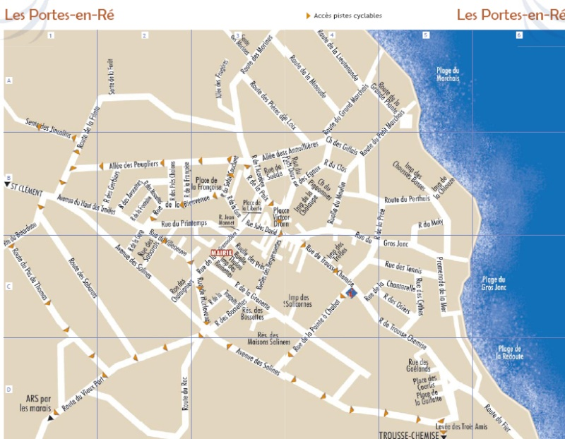Île de Ré, Charentes-Maritimes, France Les_po11