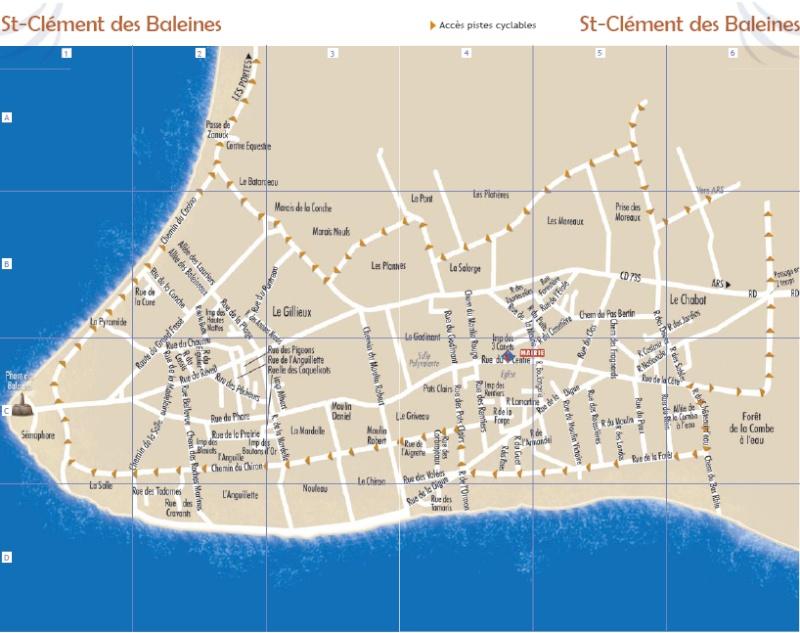 Le de r charentes maritimes france - Office du tourisme saint clement des baleines ...