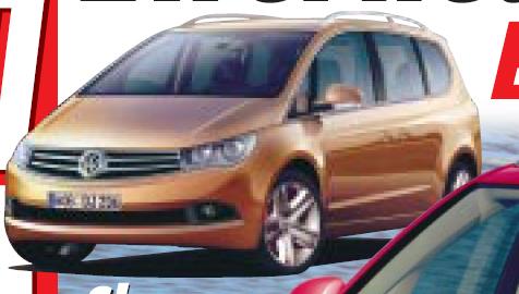 2010 - [Volkswagen] Sharan II Sharan10