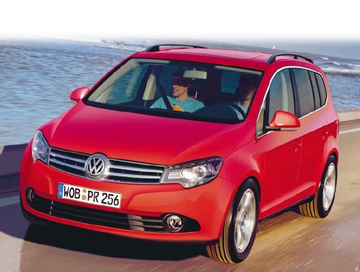 2010 - [Volkswagen] Touran Touran11