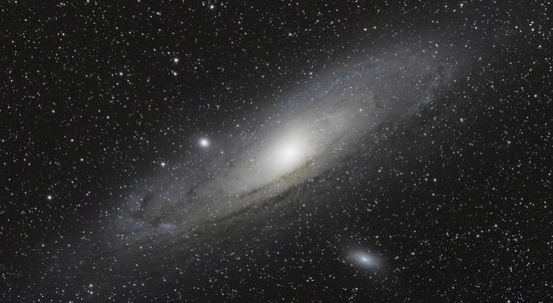 Une Andromède à la lulu M311011