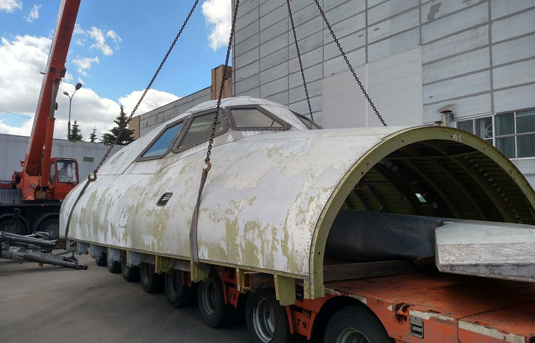 La navette Bourane OK-KS 45187210