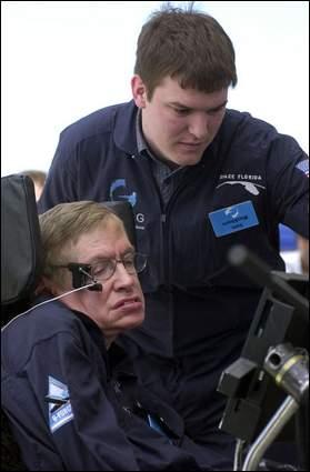 Stephen Hawking vise l'espace en 2009 - Page 2 Bilde-10