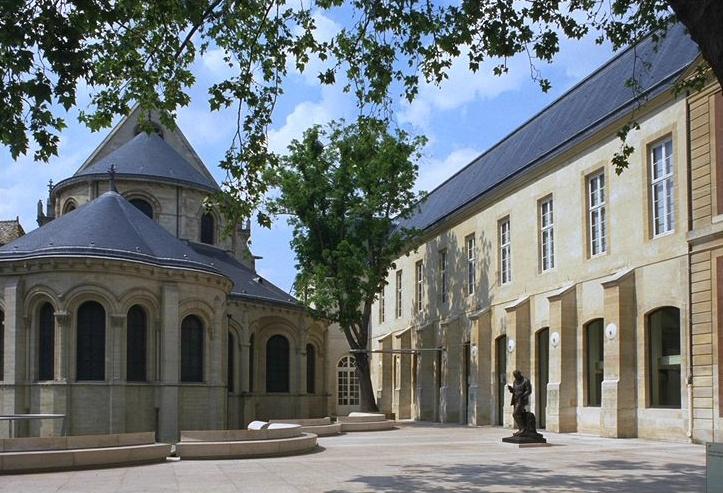 Musée des Arts et Métiers [Paris] Parvis10