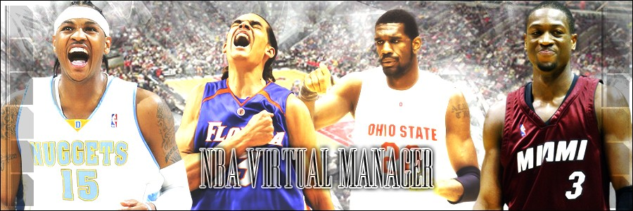 NBA Virtual Manager