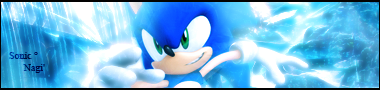 <<Mes Créations>> Sonic10