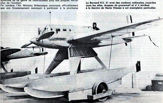 Avions Bernard Fana-b11