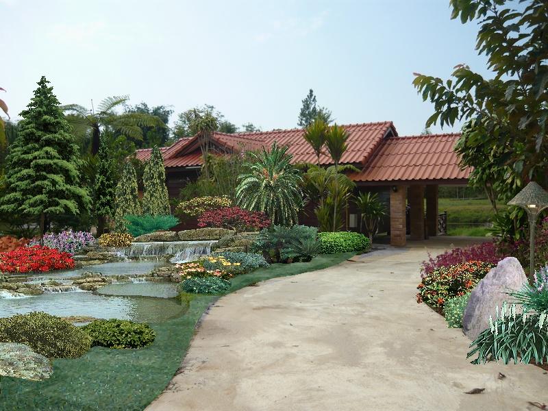 เมืองปากซอง ลาวใต้ ( Pak Song ) P1190411
