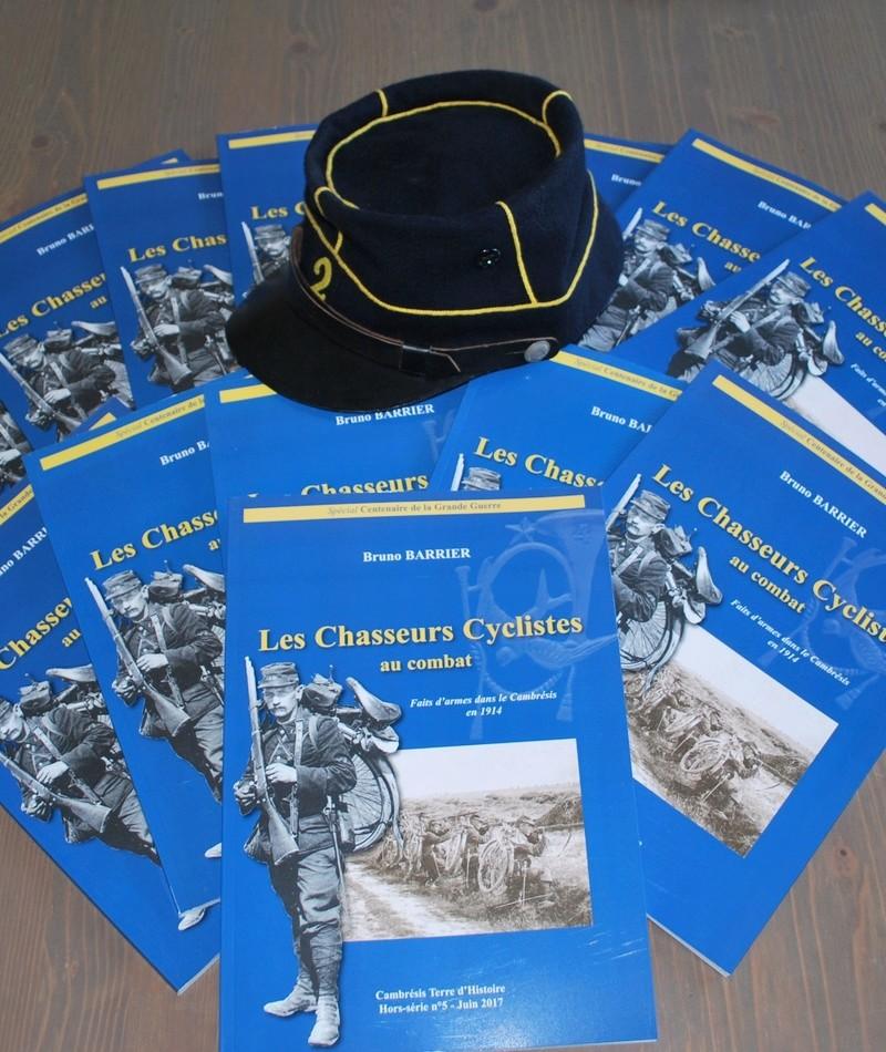 Les chasseurs cyclistes, le livre Hs5_0010
