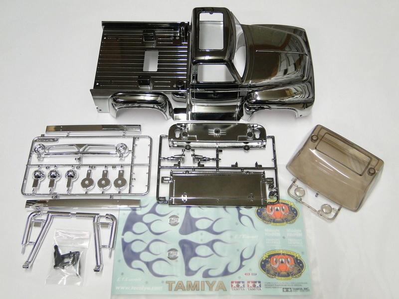 Ford F100 53 au 1/12 Pu1_1210