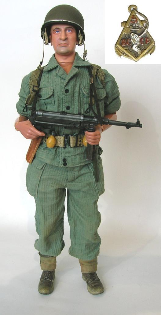 Mon hommage aux combattants d'Indochine - figurines 1/6 5bccp111