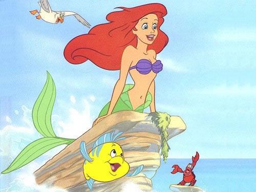 Baccalauréat en images (Disney). - Page 12 Ariel-10