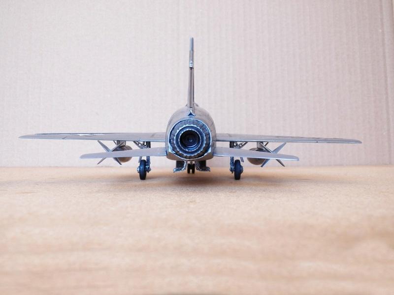North American F-100A, première série. F-100a15