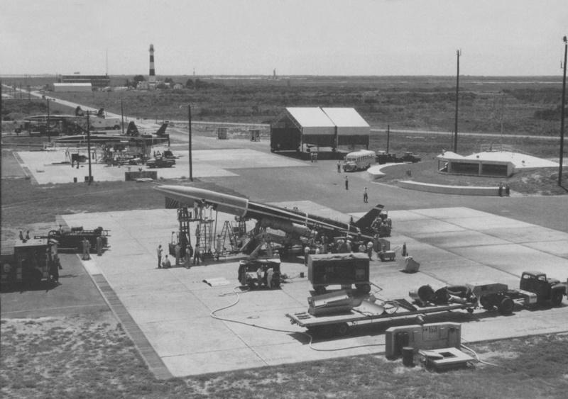 Northrop SM-62A Snark, Lindberg, 1/48. Northr12