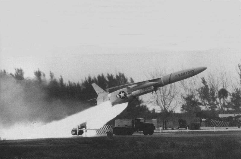 Northrop SM-62A Snark, Lindberg, 1/48. Northr13