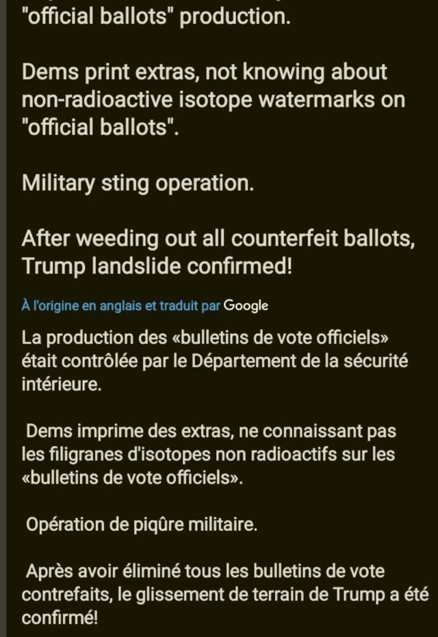 Elections US sous tension Bullet12