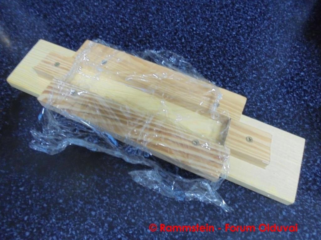 [Bidouille] Fabrication de bioplastique 100% organique (et de fromage) à base de caséine Dsc05021