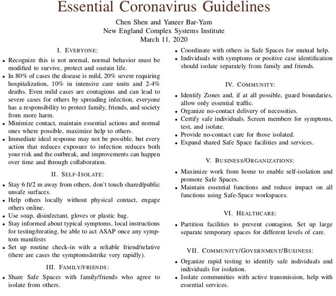 Épidémie/pandémie de Coronavirus/Covid 19 (2) - Page 5 Es2kou10
