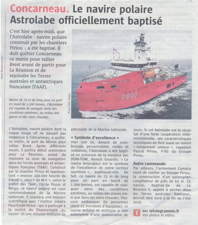 [Vie des ports] LE PORT DE CONCARNEAU - Volume 006 - Page 9 Astrol11