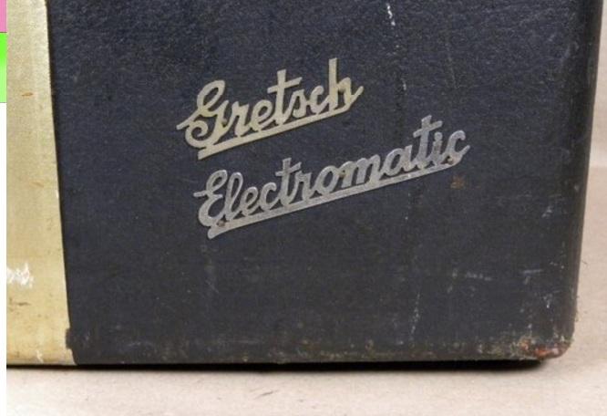 1949 Gretsch Electromatic 0011