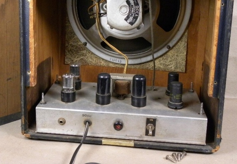 1949 Gretsch Electromatic 0311
