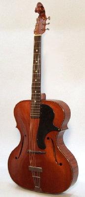 W. Wilkanowski  & gretsch.(Violin and guitar) 1825_010
