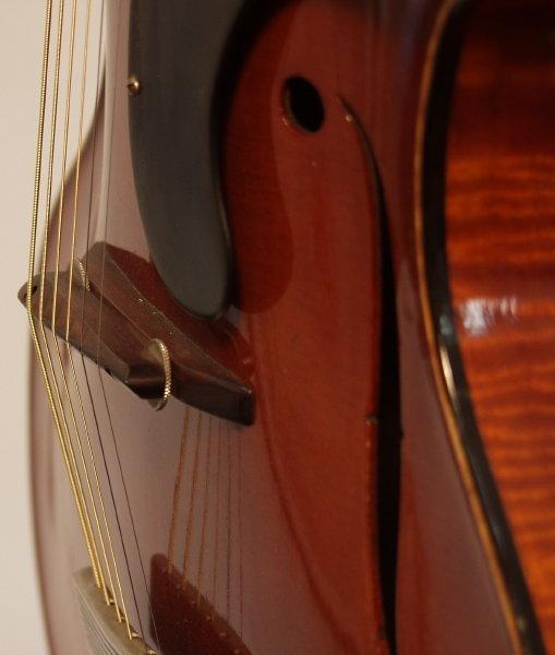 W. Wilkanowski  & gretsch.(Violin and guitar) 1825_011