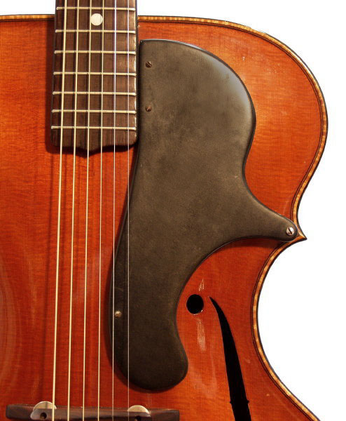 W. Wilkanowski  & gretsch.(Violin and guitar) 1825_013