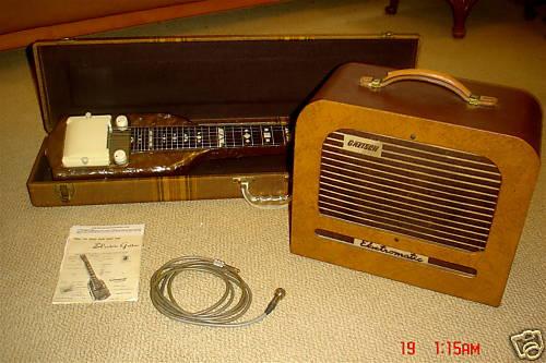 GRETSCH 6151 ELECTROMATIC STANDARD AMPLIFIER 1950. 29024012