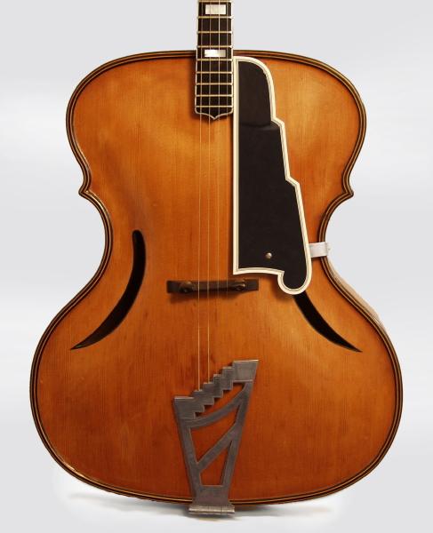 W. Wilkanowski  & gretsch.(Violin and guitar) 2931_014