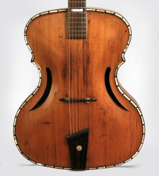 W. Wilkanowski  & gretsch.(Violin and guitar) 4172_012
