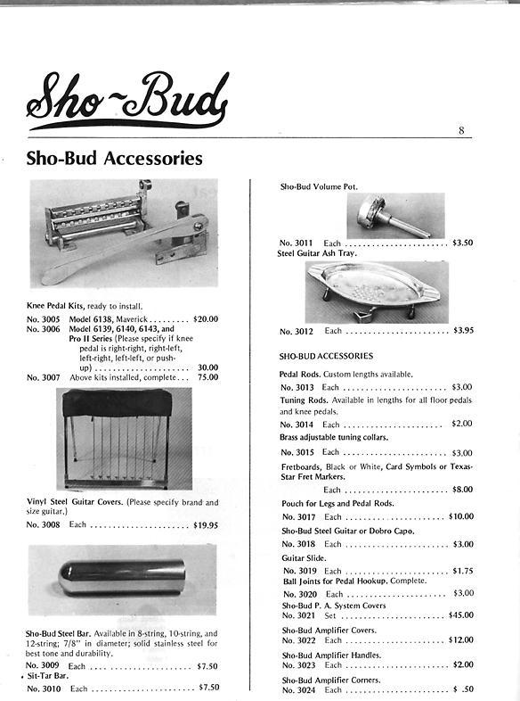 gretsch ...Sho-Bud pédal steel 75acce10