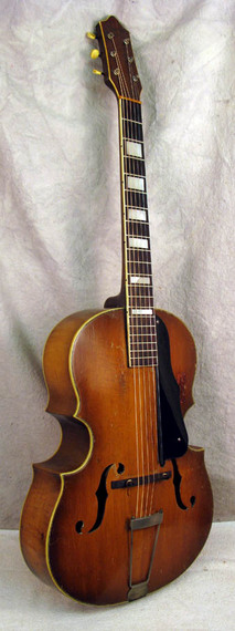 W. Wilkanowski  & gretsch.(Violin and guitar) B2735510
