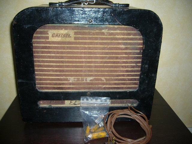 GRETSCH 6151 ELECTROMATIC STANDARD AMPLIFIER 1950. Gretsc30