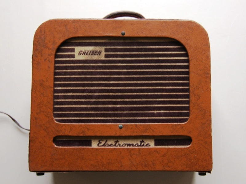 GRETSCH 6151 ELECTROMATIC STANDARD AMPLIFIER 1950. Gretsc31
